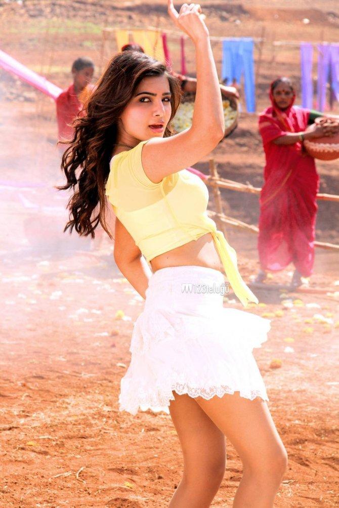 Samantha in Sikandar (1)