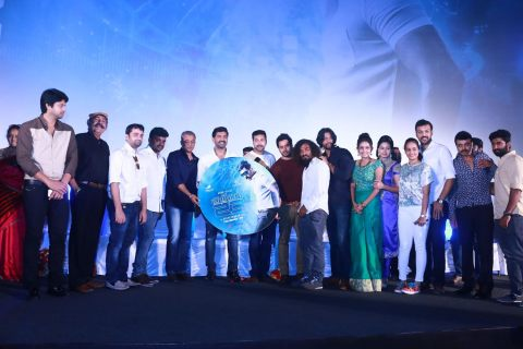 The Music and Trailer of Arun Vijays Kuttram 23 was launched today